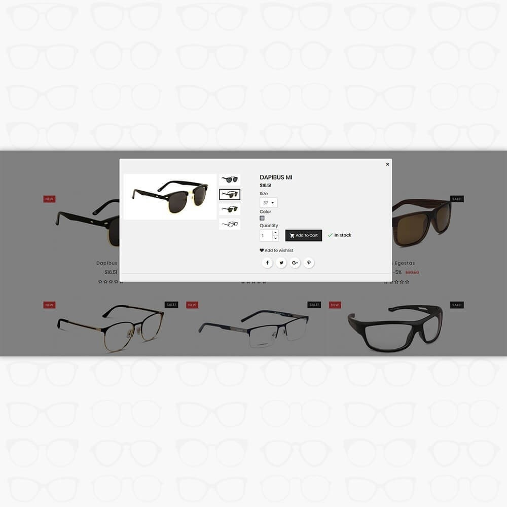 theme - Mode & Chaussures - Goggles - The Goggles Store - 7