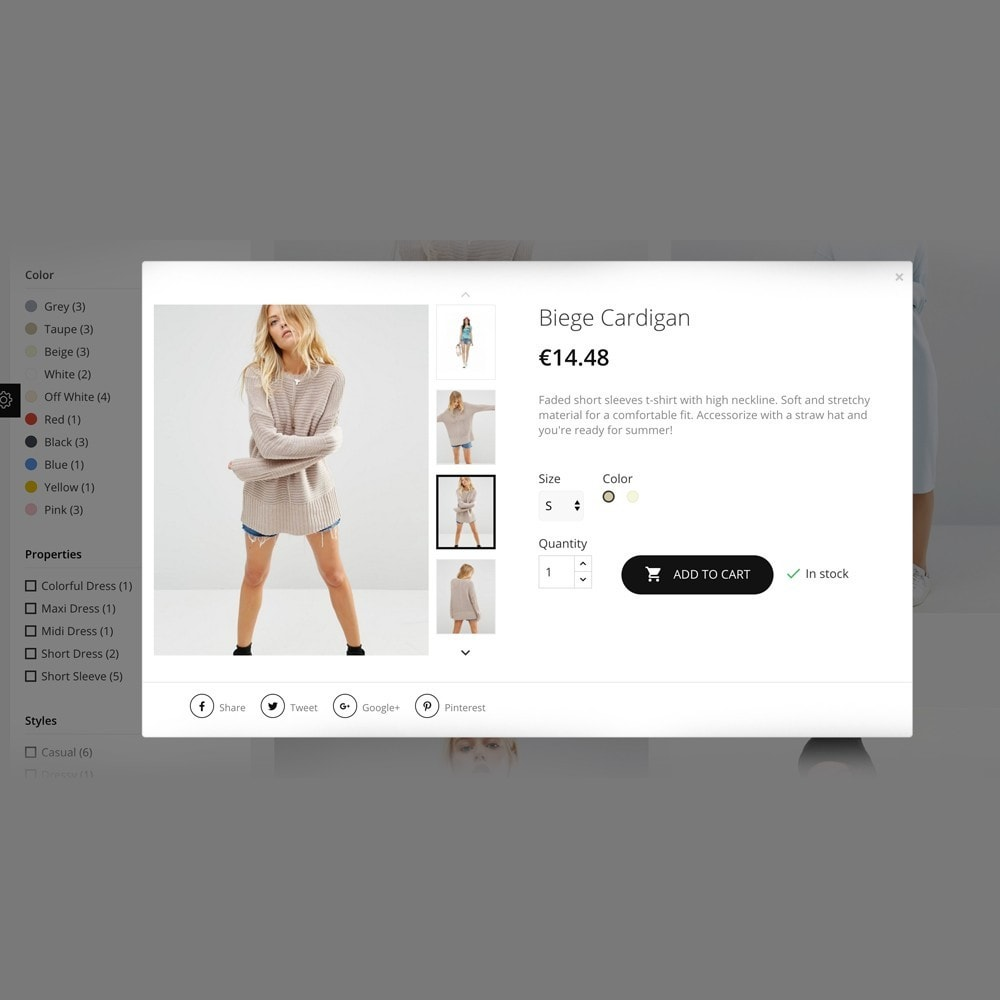 theme - Moda & Calzature - SELLON - 6