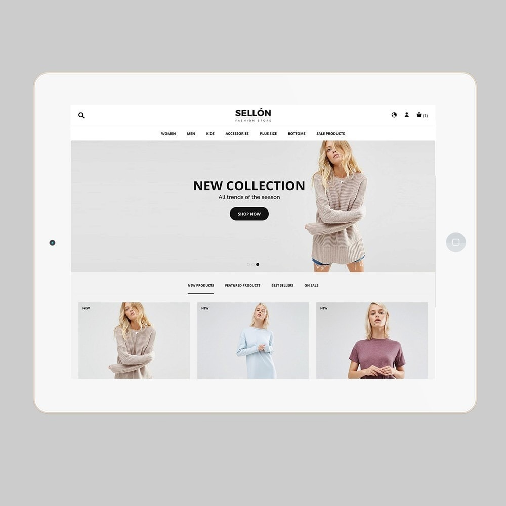theme - Moda & Calzature - SELLON - 8