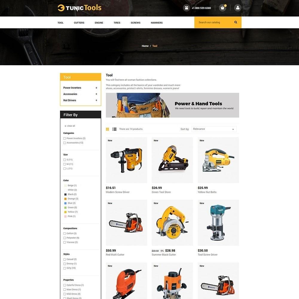 theme - Auto & Moto - Mega Tool Store - 3