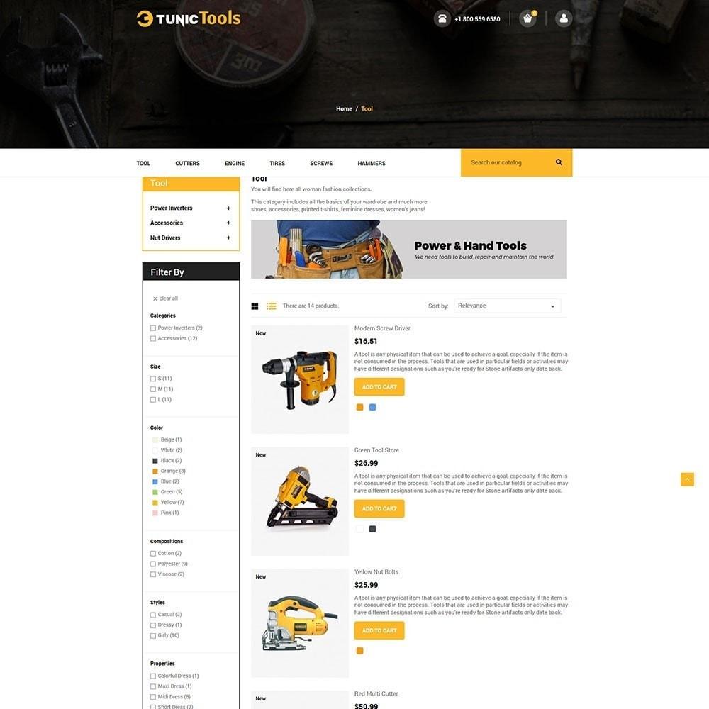 theme - Auto & Moto - Mega Tool Store - 4
