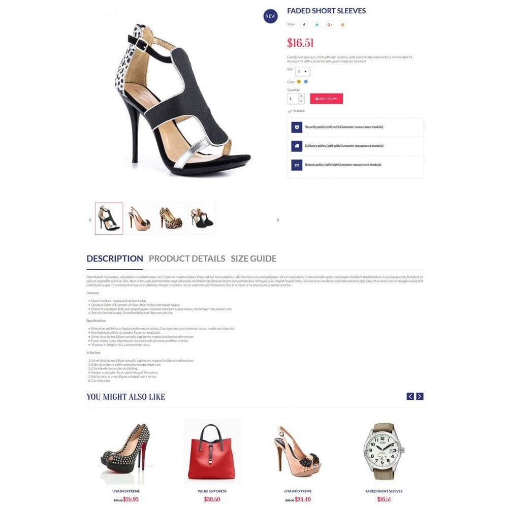 theme - Mode & Schuhe - Elisa Fashion - 7