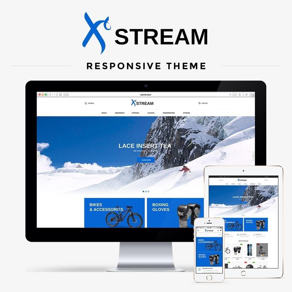 theme - Sport, Aktivitäten & Reise - Stream - 1
