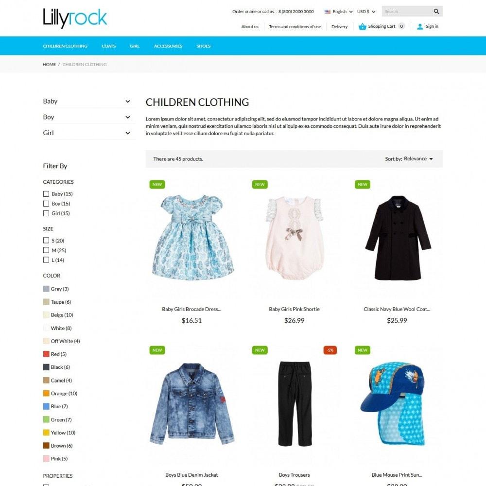 theme - Zabawki & Artykuły dziecięce - Lillyrock - 5