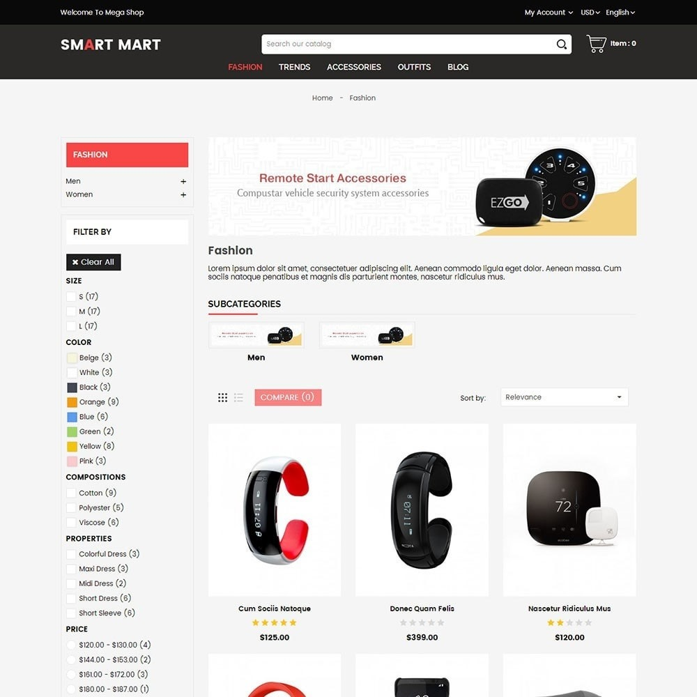 theme - Elektronik & High Tech - Smart Mart Digital Store - 3