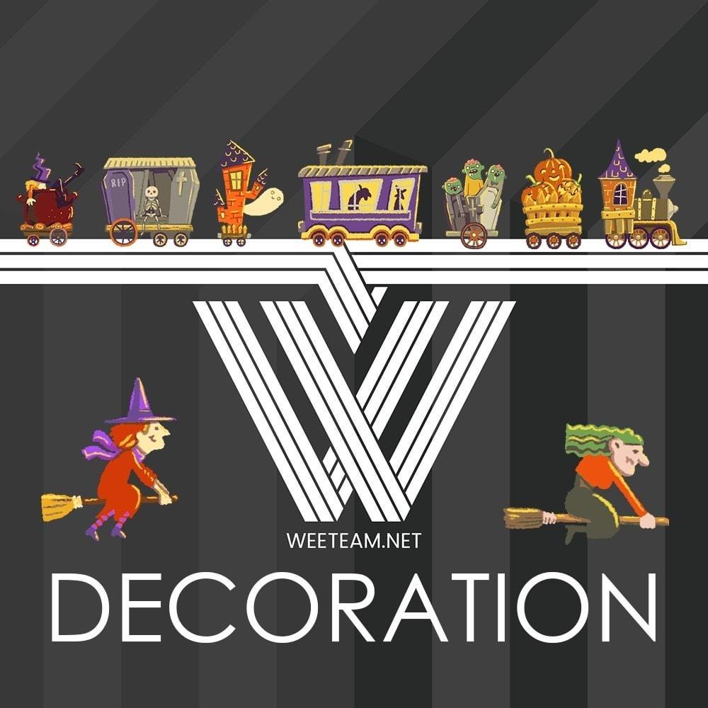 module - Personalizzazione pagine - Decoration - 1