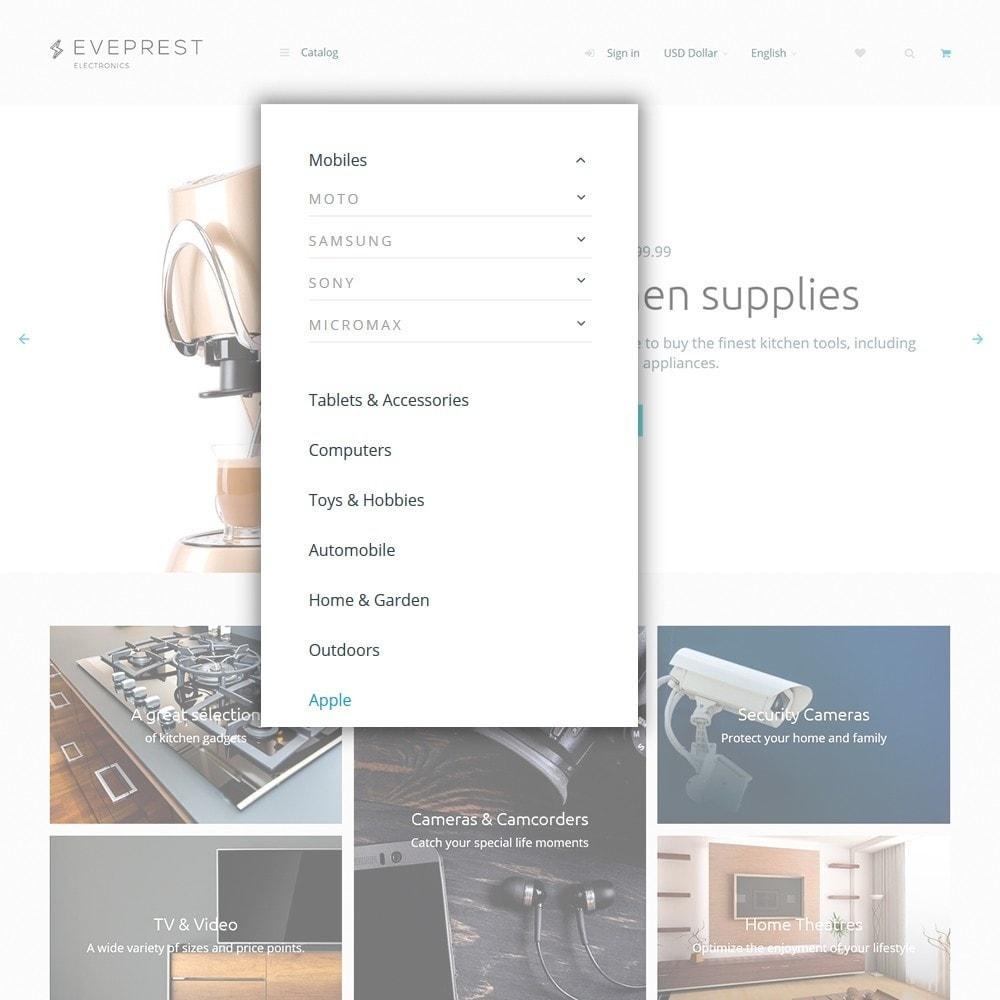 theme - Электроника и компьютеры - Eveprest -  PrestaShop шаблон магазина электроники - 4