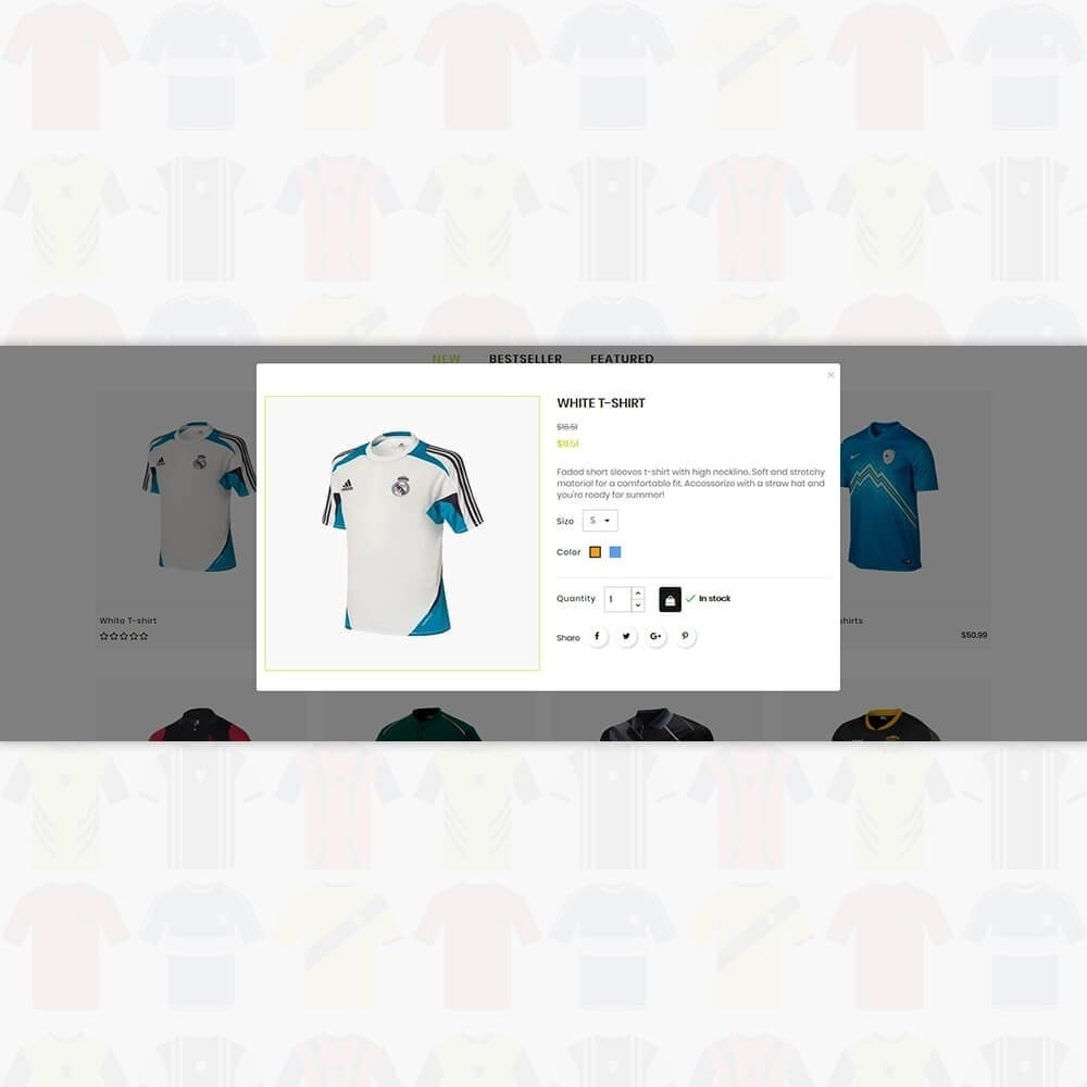 theme - Спорт и Путешествия - Sports Wear - The Sports T-shirt store - 7