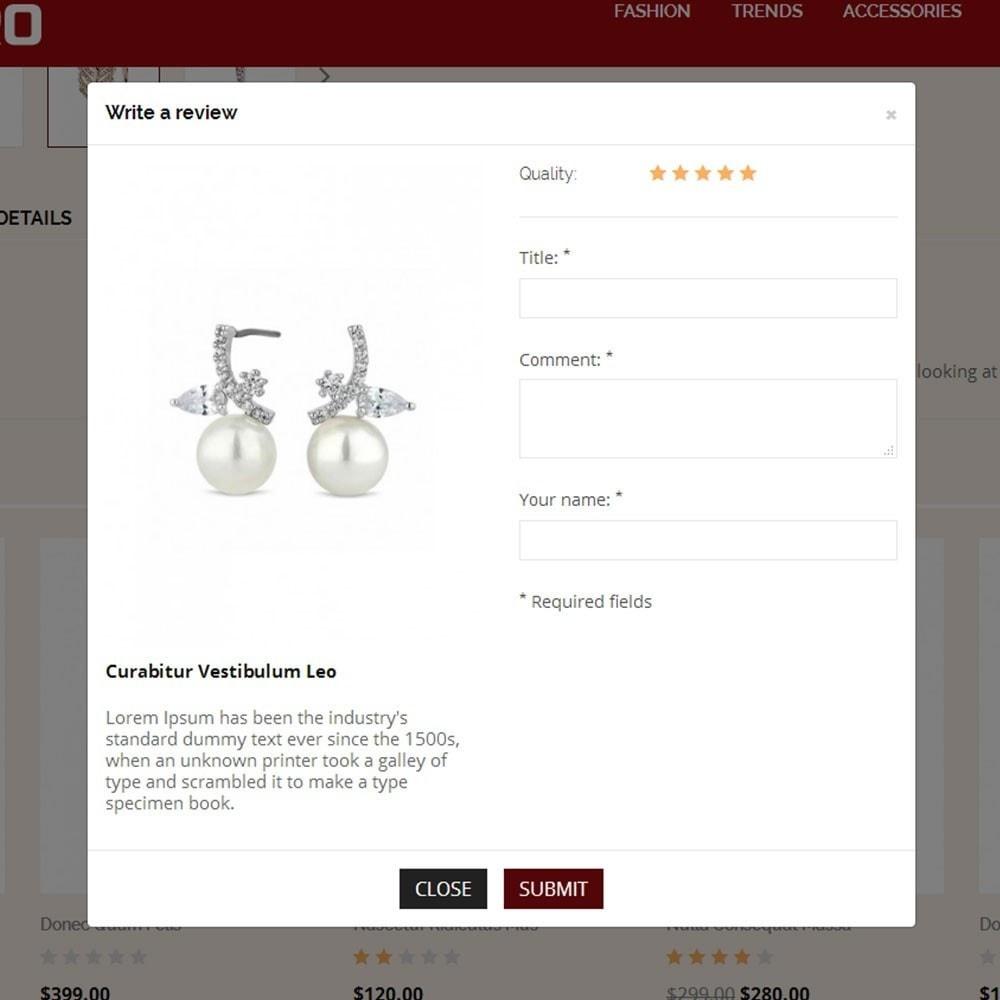 theme - Jewelry & Accessories - Fastro Jewellery Store - 6