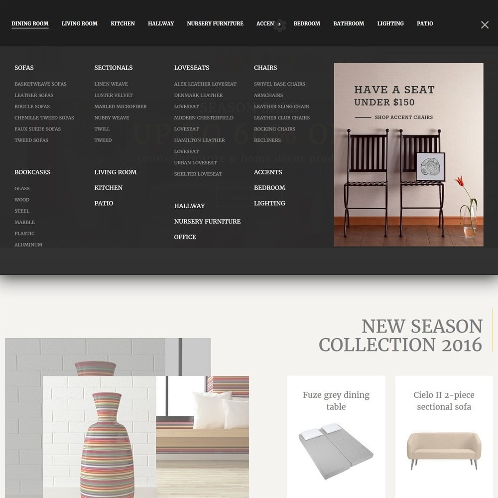 theme - Art & Culture - Decorma - Furniture Responsive - 4