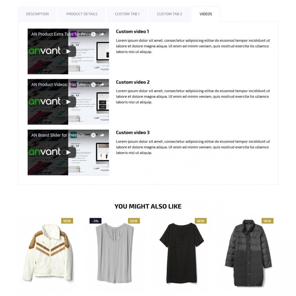 theme - Moda & Calzature - Amethyst Fashion Store - 9