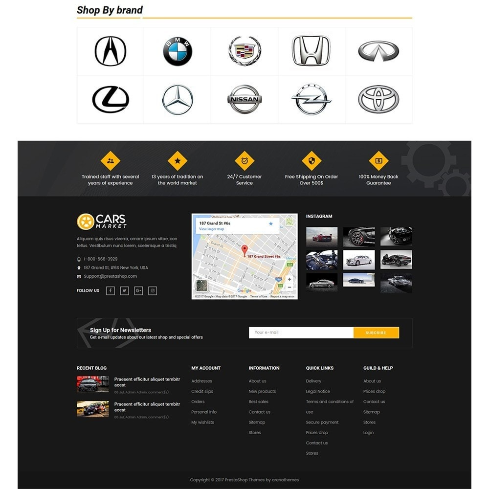 theme - Auto & Moto - Carpart Automobile Store - 4