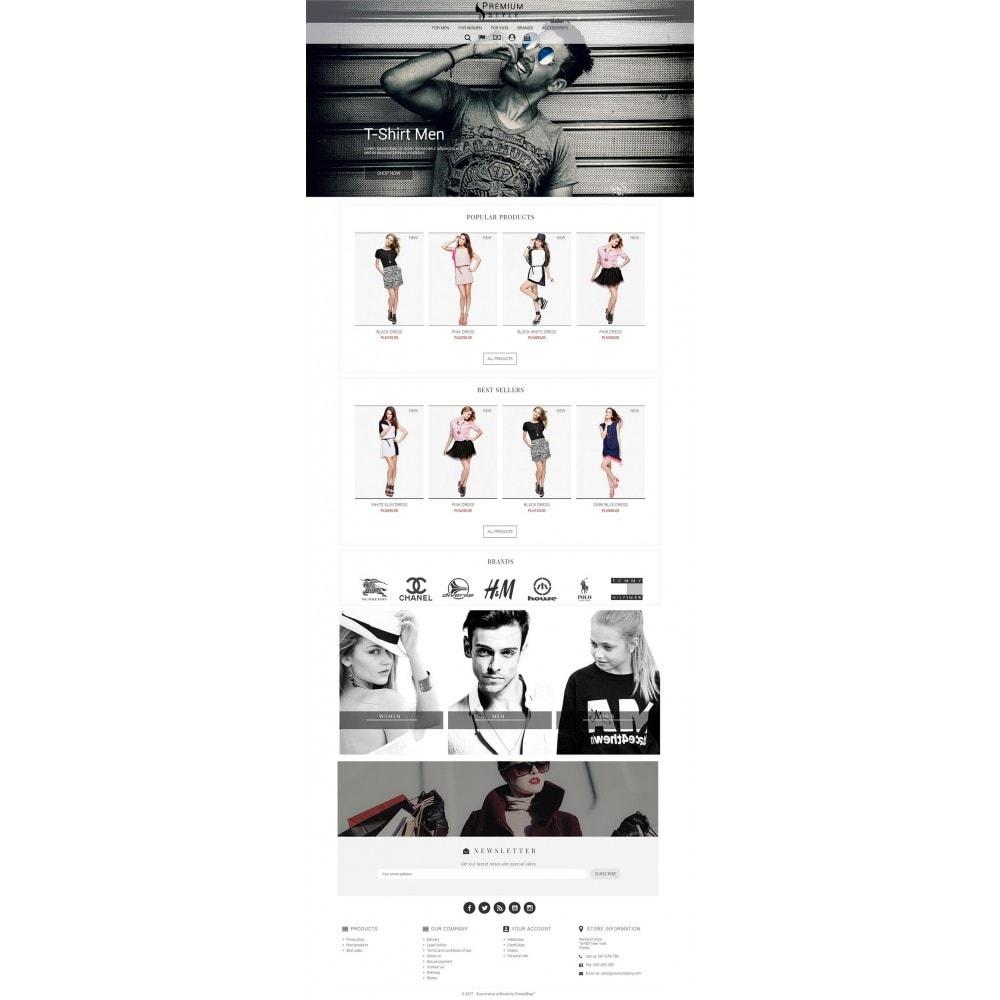 theme - Мода и обувь - Premium Style 3 in 1 - 2