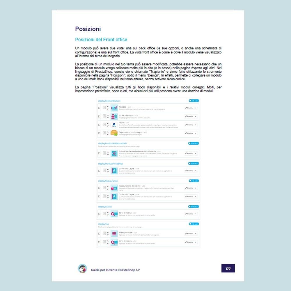 other - Guida dell'utente - Guida per l'Utente PrestaShop 1.7 (in italiano) - 2