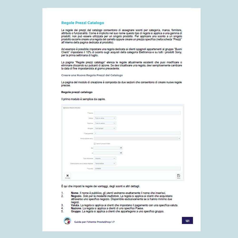 other - Guida dell'utente - Guida per l'Utente PrestaShop 1.7 (in italiano) - 4