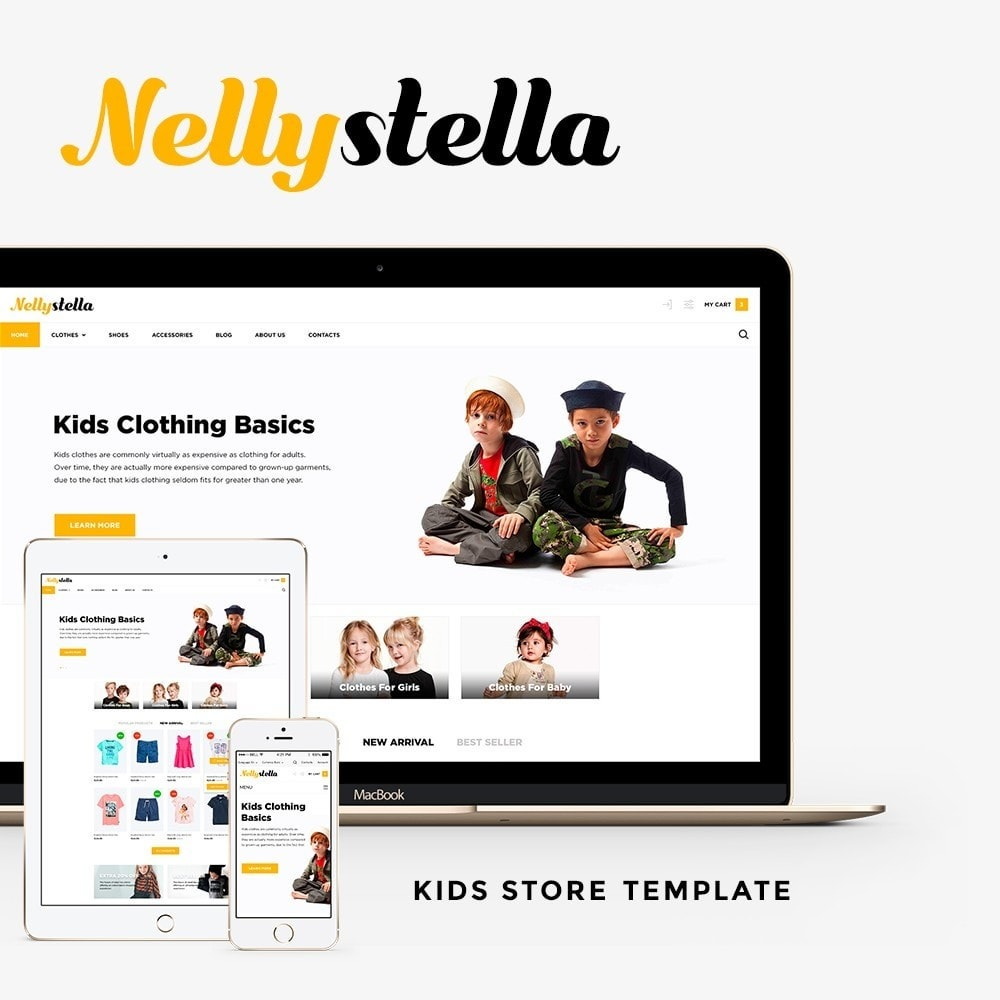 theme - Kinder & Spielzeug - Nellystella - 1