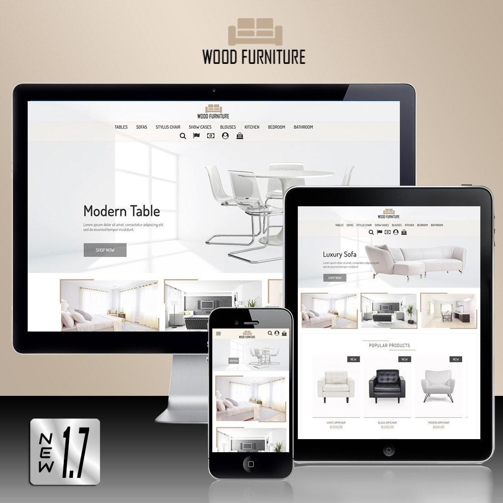 theme - Dom & Ogród - Wood Furnniture Store - 2