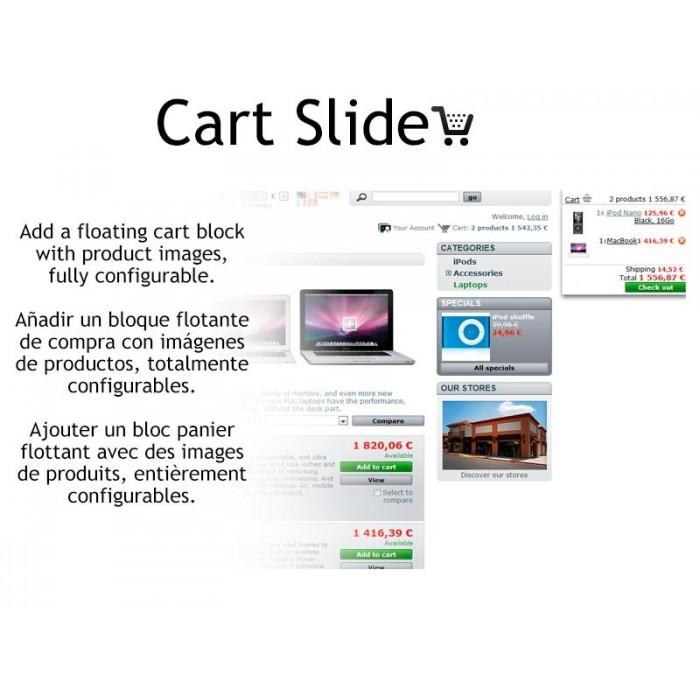module - Bloki, Zakładki & Banery - Cart Slide - 4