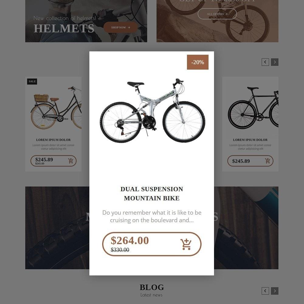 theme - Sport, Attività & Viaggi - BigBike - Un Sito di Negozio di Biciclettte - 4