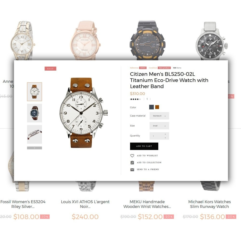 theme - Moda & Obuwie - Watchelli - Luxury Watches Store - 4