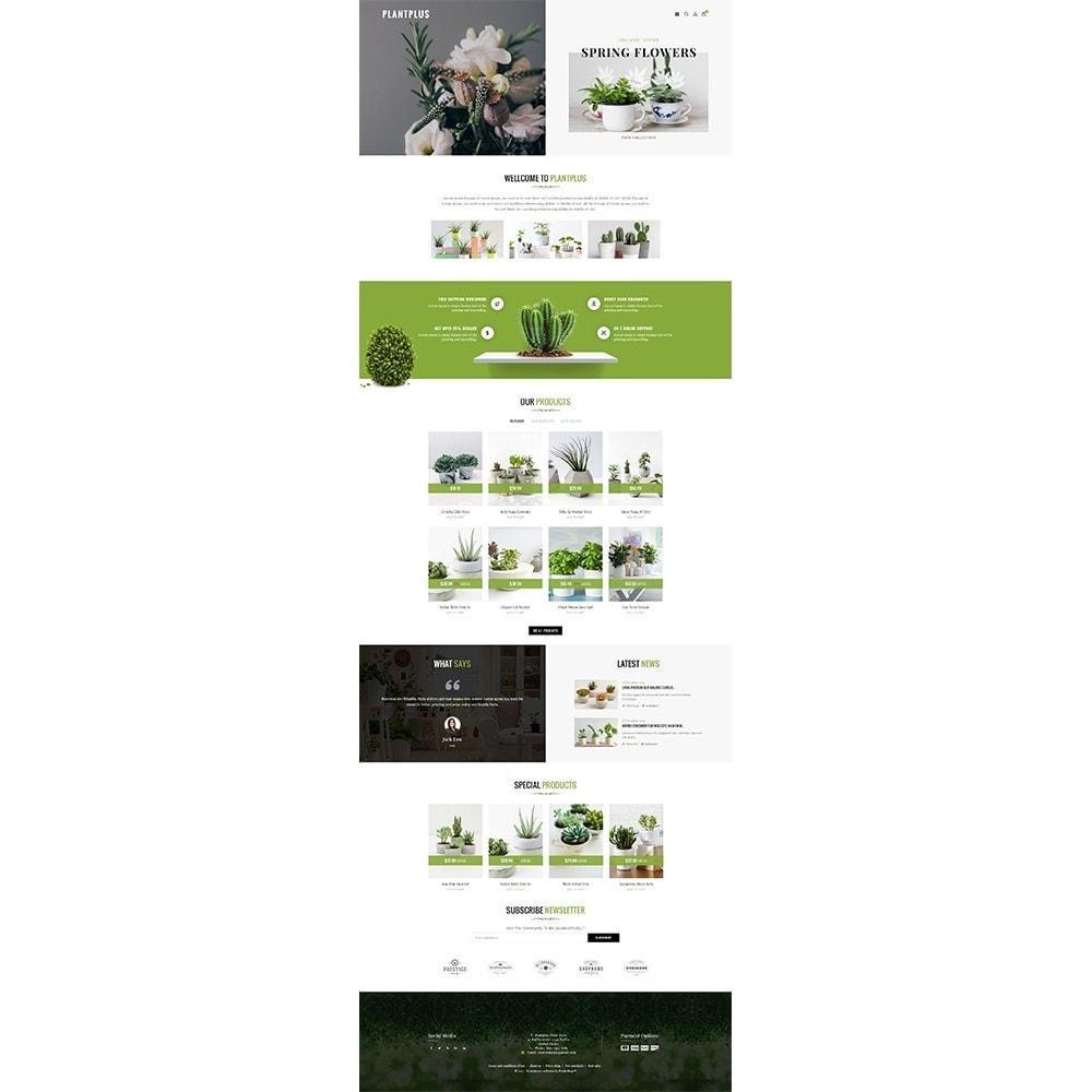 theme - Heim & Garten - Plantplus Plant Shop - 2