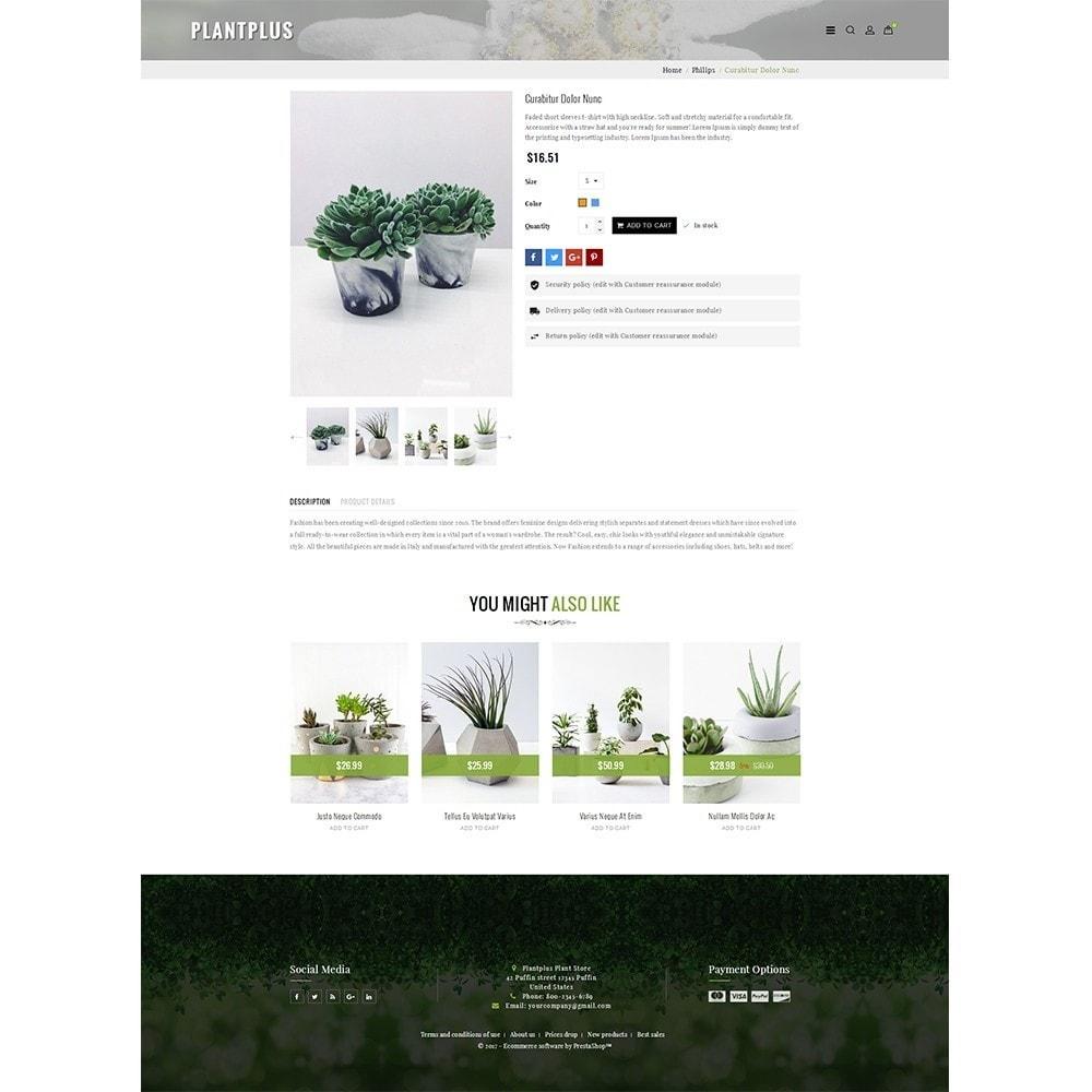 theme - Heim & Garten - Plantplus Plant Shop - 4