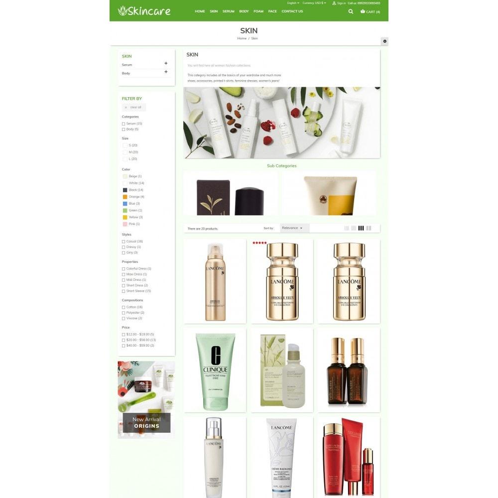 theme - Salute & Bellezza - SkinCare - Bio Medical Store - 4
