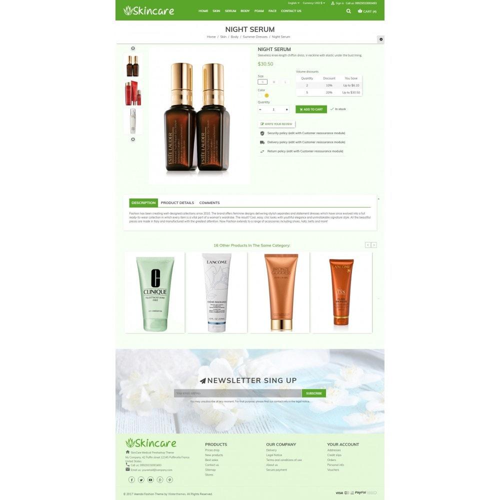 theme - Santé & Beauté - SkinCare - Bio Medical Store - 5