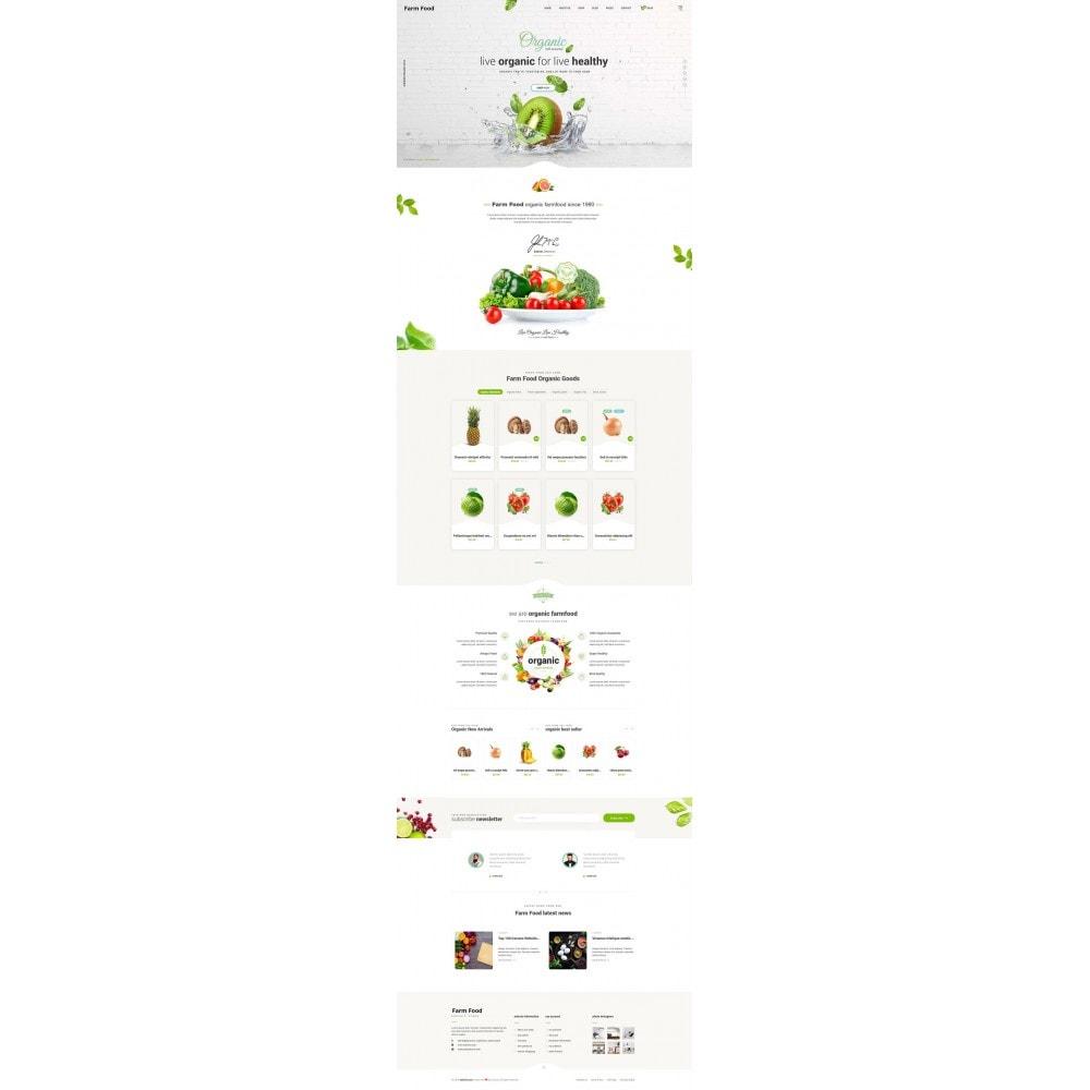 theme - Gastronomía y Restauración - JMS FarmFood 1.7 - 7