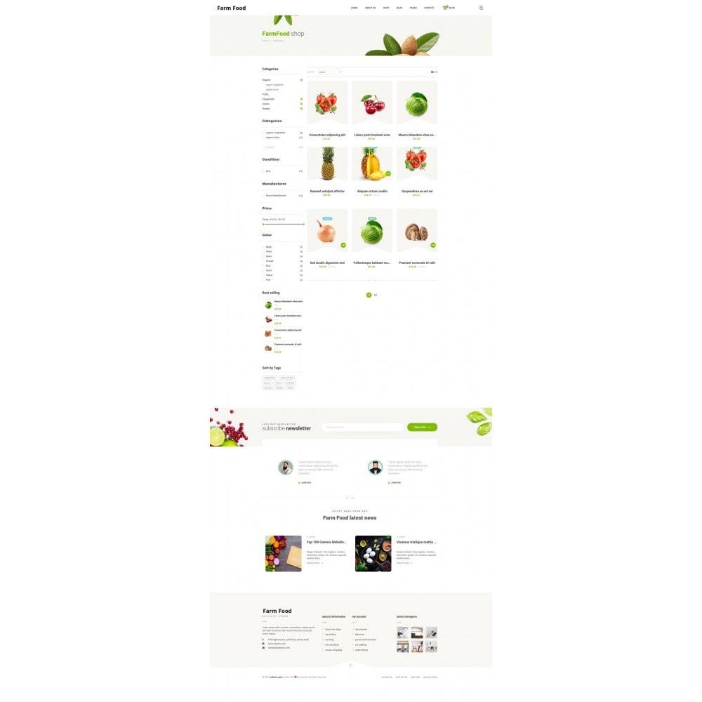 theme - Gastronomía y Restauración - JMS FarmFood 1.7 - 8