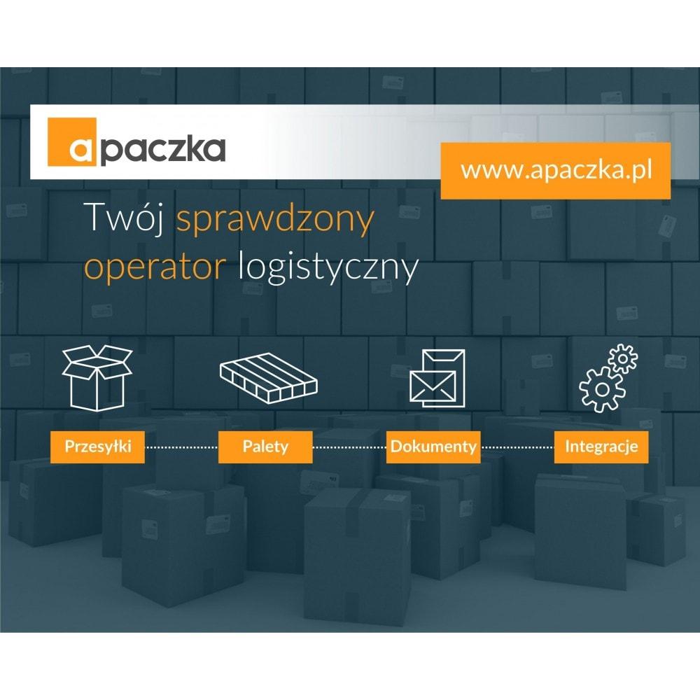 module - Kurierzy - Apaczka.pl - 1