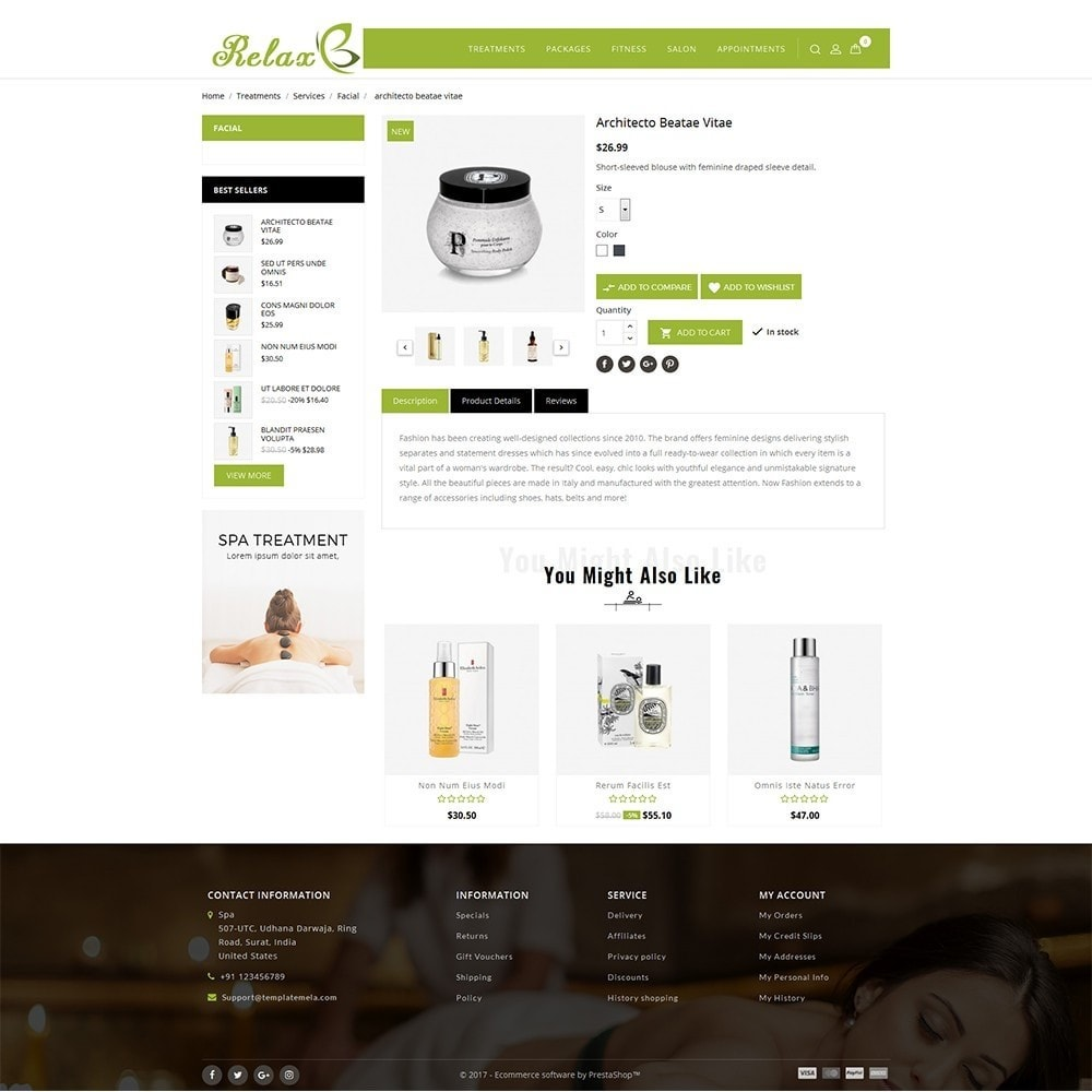theme - Salute & Bellezza - Relax Spa Store - 5