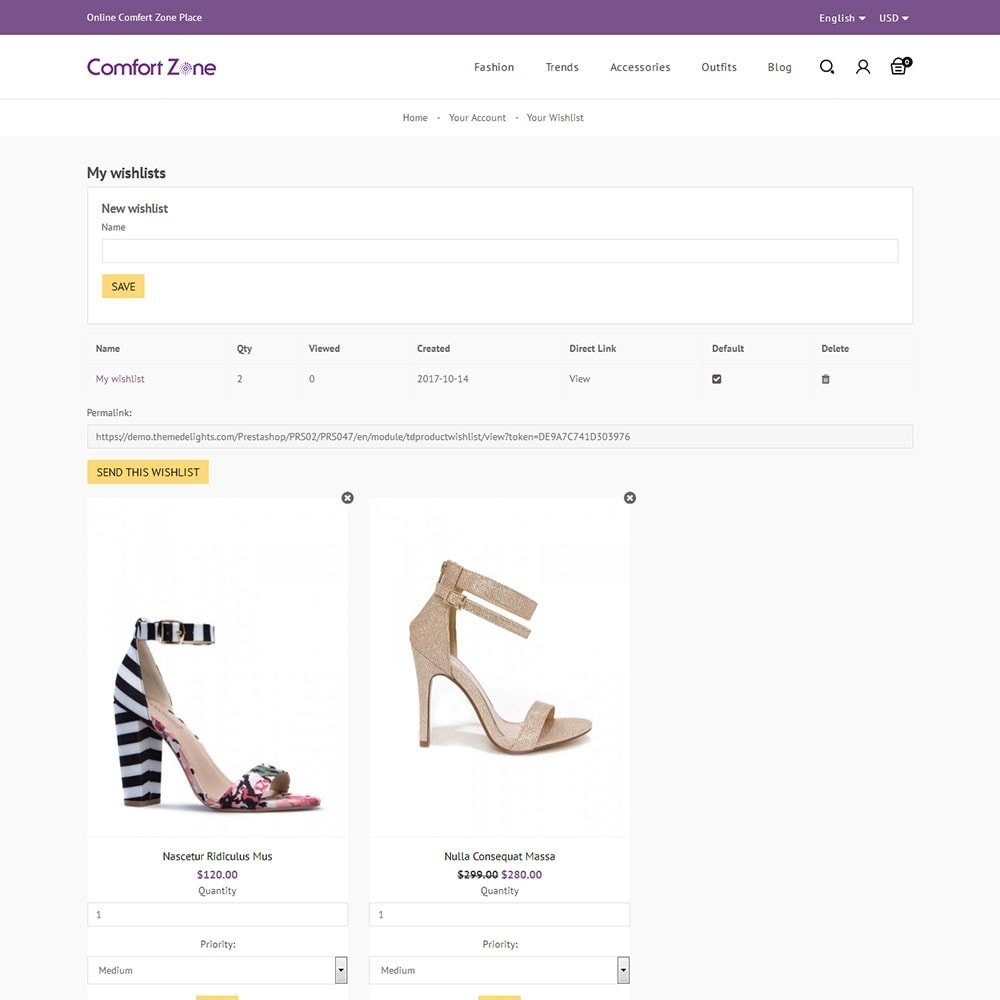 theme - Мода и обувь - Comfort Zone Shoes Store - 8