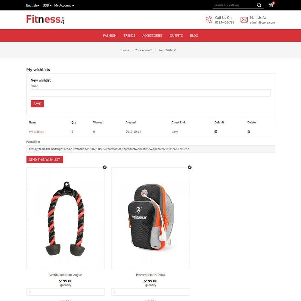 theme - Sports, Activities & Travel - Fitness Store - 8