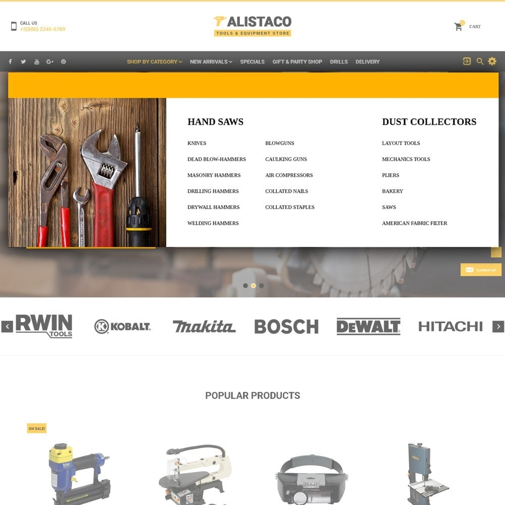 theme - Dom & Ogród - Alistaco - Tools & Equipment Store - 4