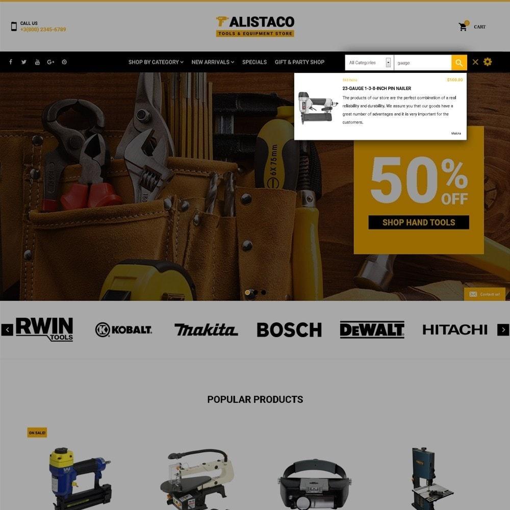 theme - Дом и сад - Alistaco - продажа инструментов и оборудования - 6
