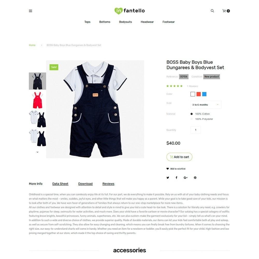 theme - Hogar y Jardín - Infantello - de Tienda de Productos para Bebés - 3