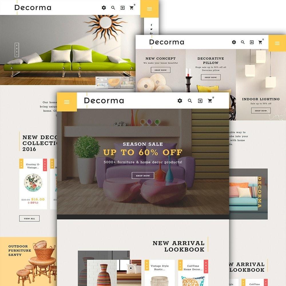 theme - Arte e Cultura - Decorma - Interior Design - 2