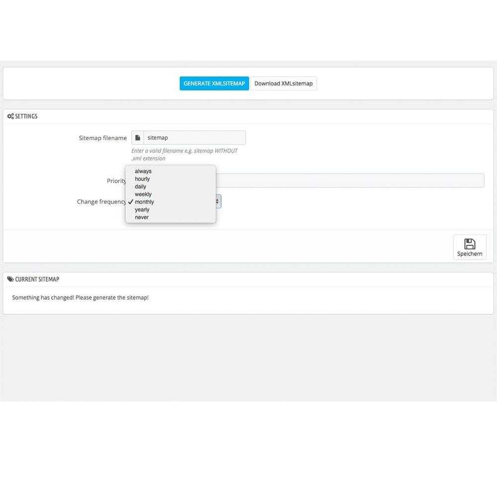 module - SEO - XML Sitemap Creator - 2