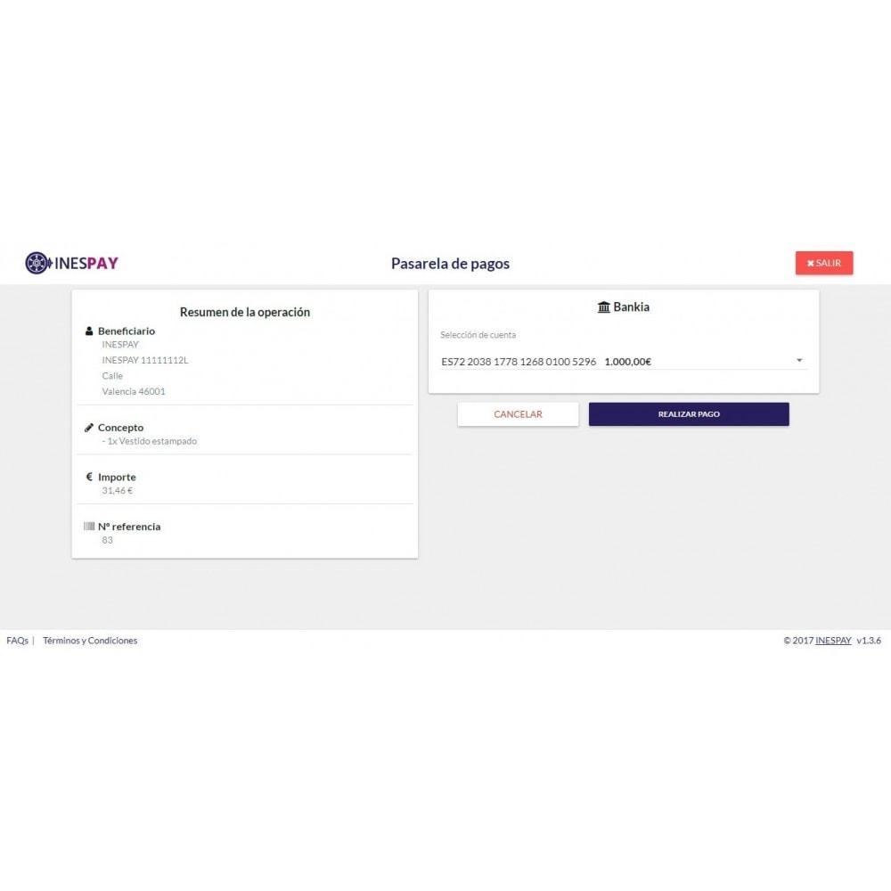 module - Pago por Transferencia - Transferencia Bancaria Online - 4