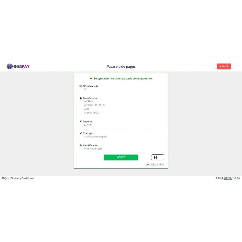 module - Pago por Transferencia - Transferencia Bancaria Online - 5