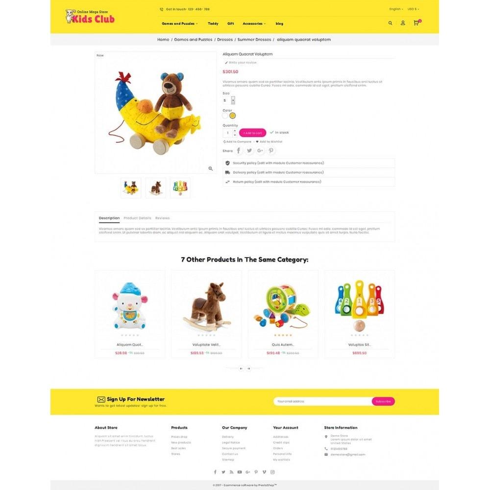 theme - Kinder & Spielzeug - Kids Toy Club - 5