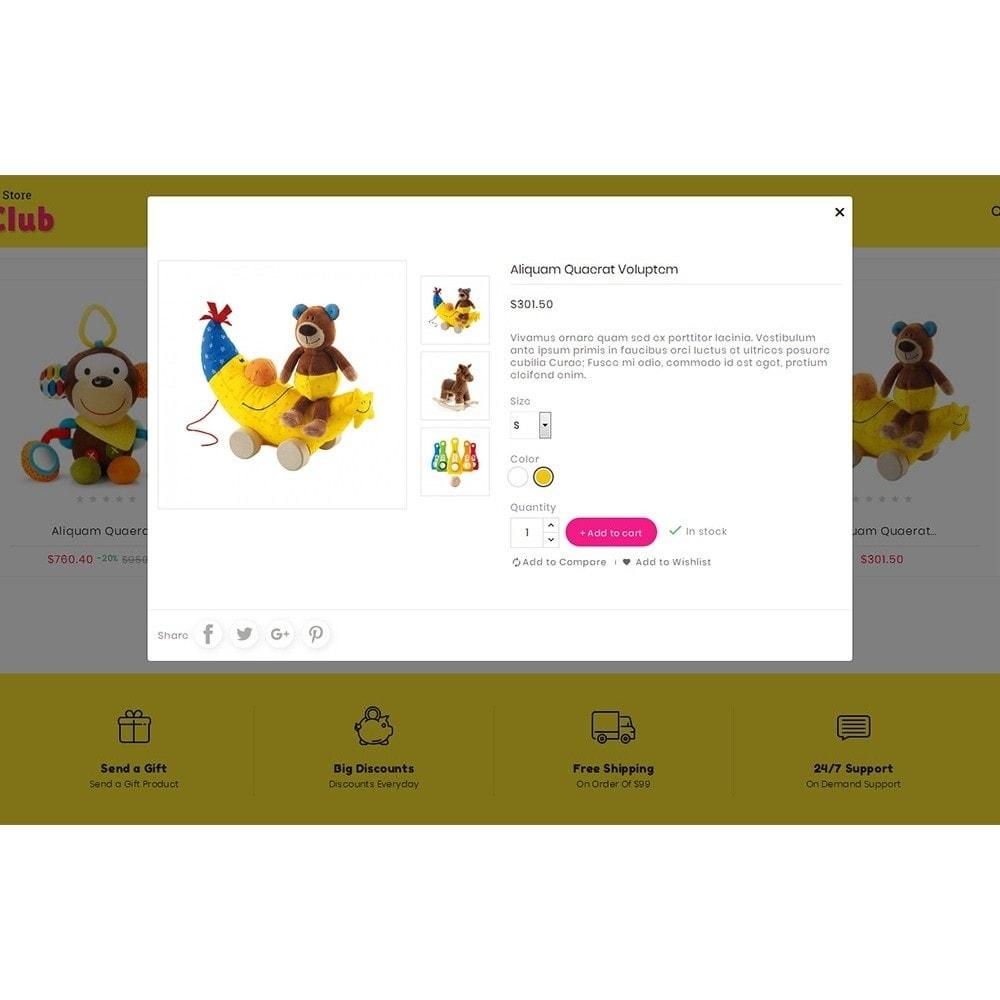 theme - Дети и Игрушки - Kids Toy Club - 8