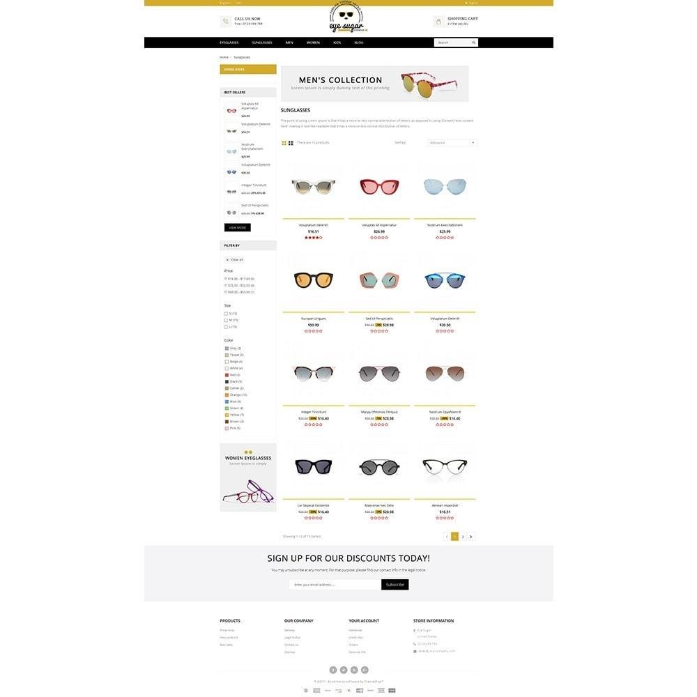 theme - Mode & Chaussures - EyeSugar Store - 4