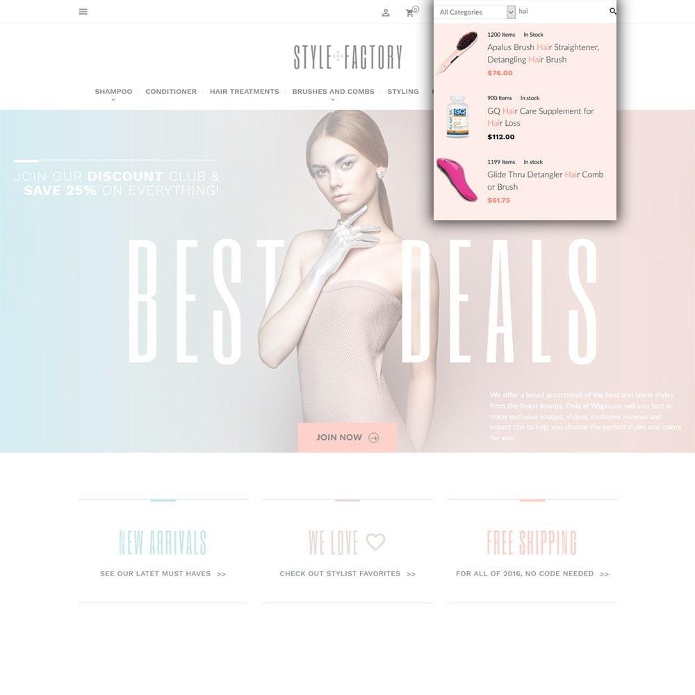 theme - Salute & Bellezza - StyleFactory - 4
