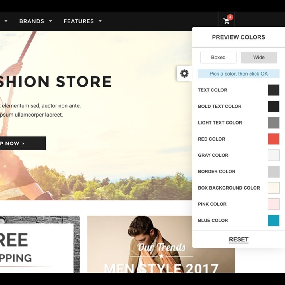 theme - Мода и обувь - AOne - Fashion Store - 10