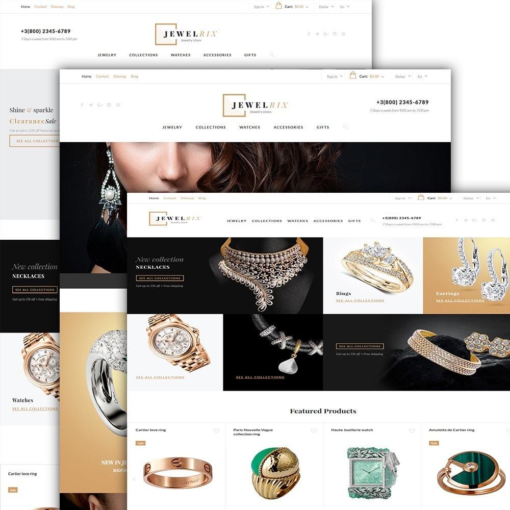 theme - Moda & Calzature - Jewelrix - Negozio di gioielli - 2