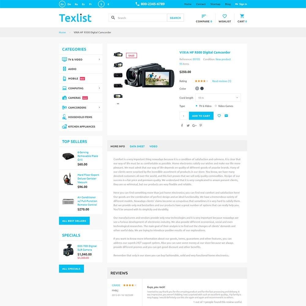 theme - Электроника и компьютеры - Texlist - 3
