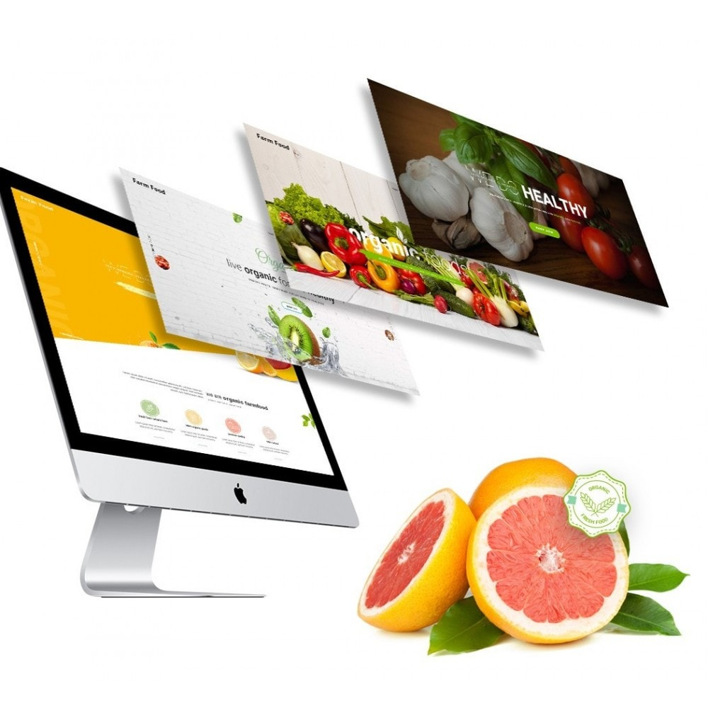 theme - Lebensmittel & Restaurants - JMS FarmFood - 4