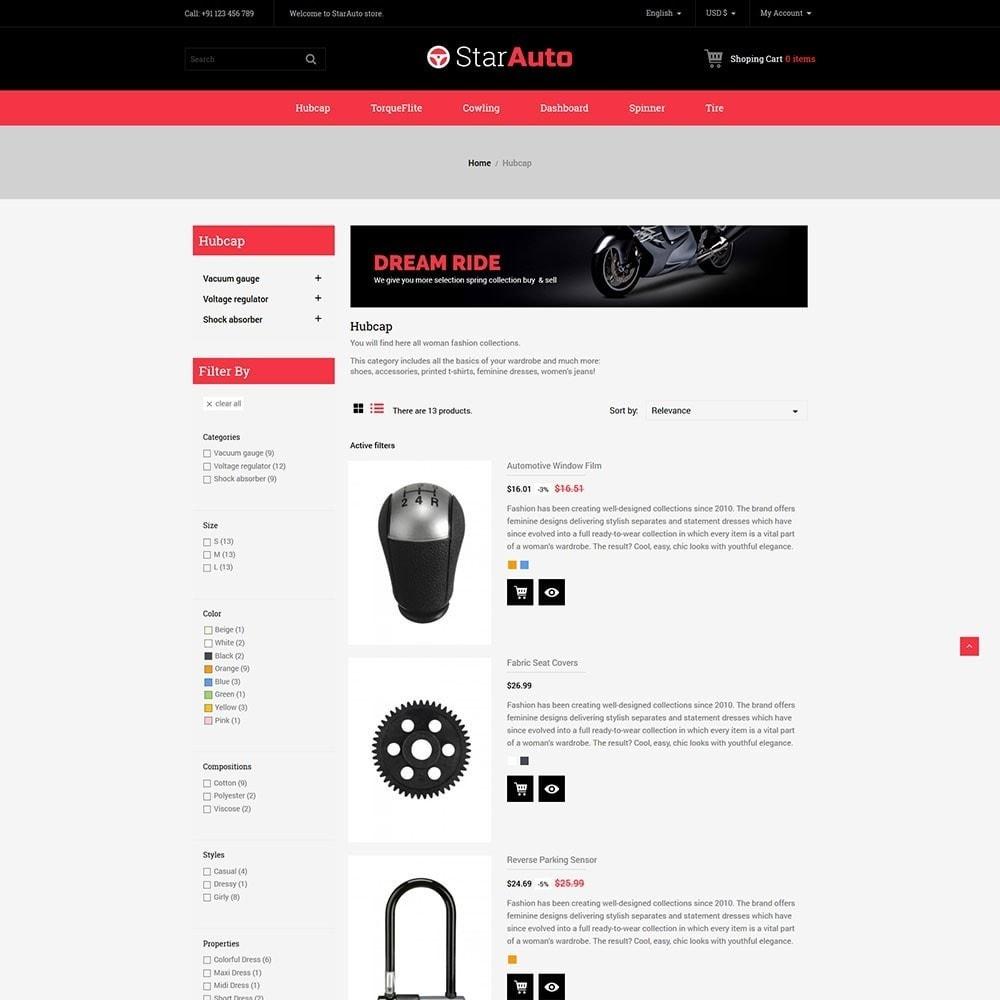 theme - Automotive & Cars - Starauto - Auto Store - 4